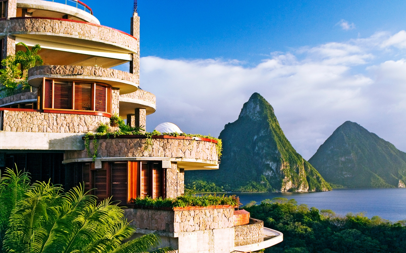 No. 31 Jade Mountain, St. Lucia