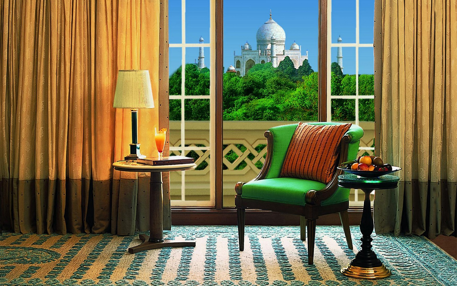 No. 36 Oberoi Amarvilas, Agra, India