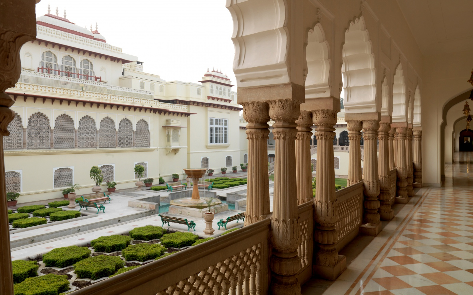 No. 32 Rambagh Palace, Jaipur, India