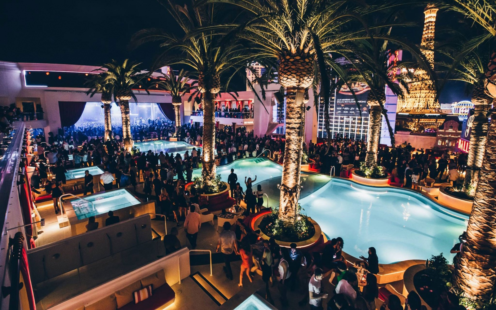 Drai's Beach Club at the Cromwell, Las Vegas