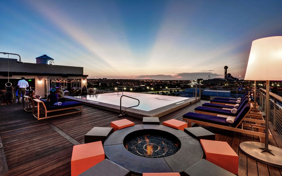 Ideas for rooftop bar