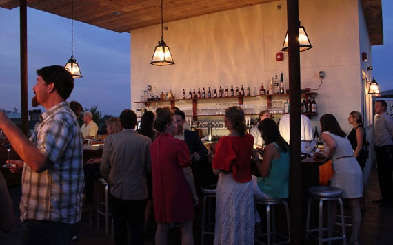 Stars Restaurant & Rooftop Bar, Charleston, SC