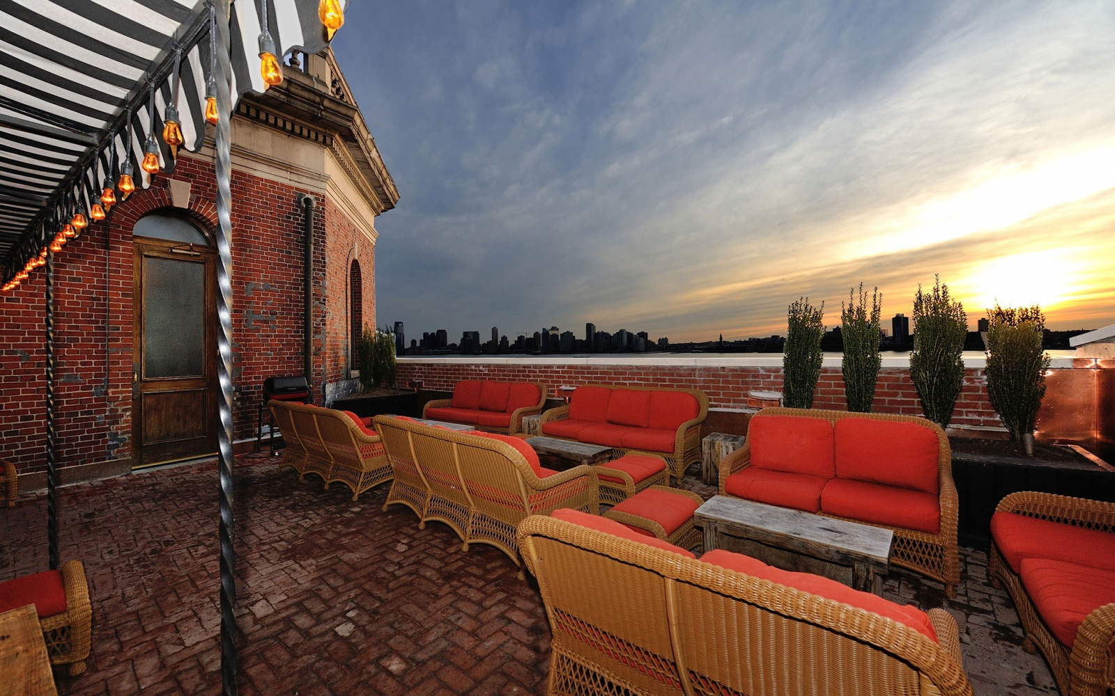 The Jane Rooftop, Manhattan (Downtown)