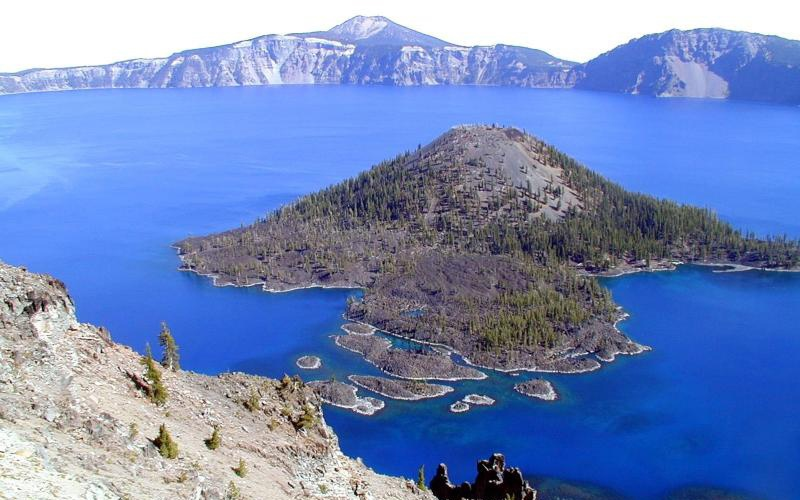 Merriam Point, Crater Lake, OR