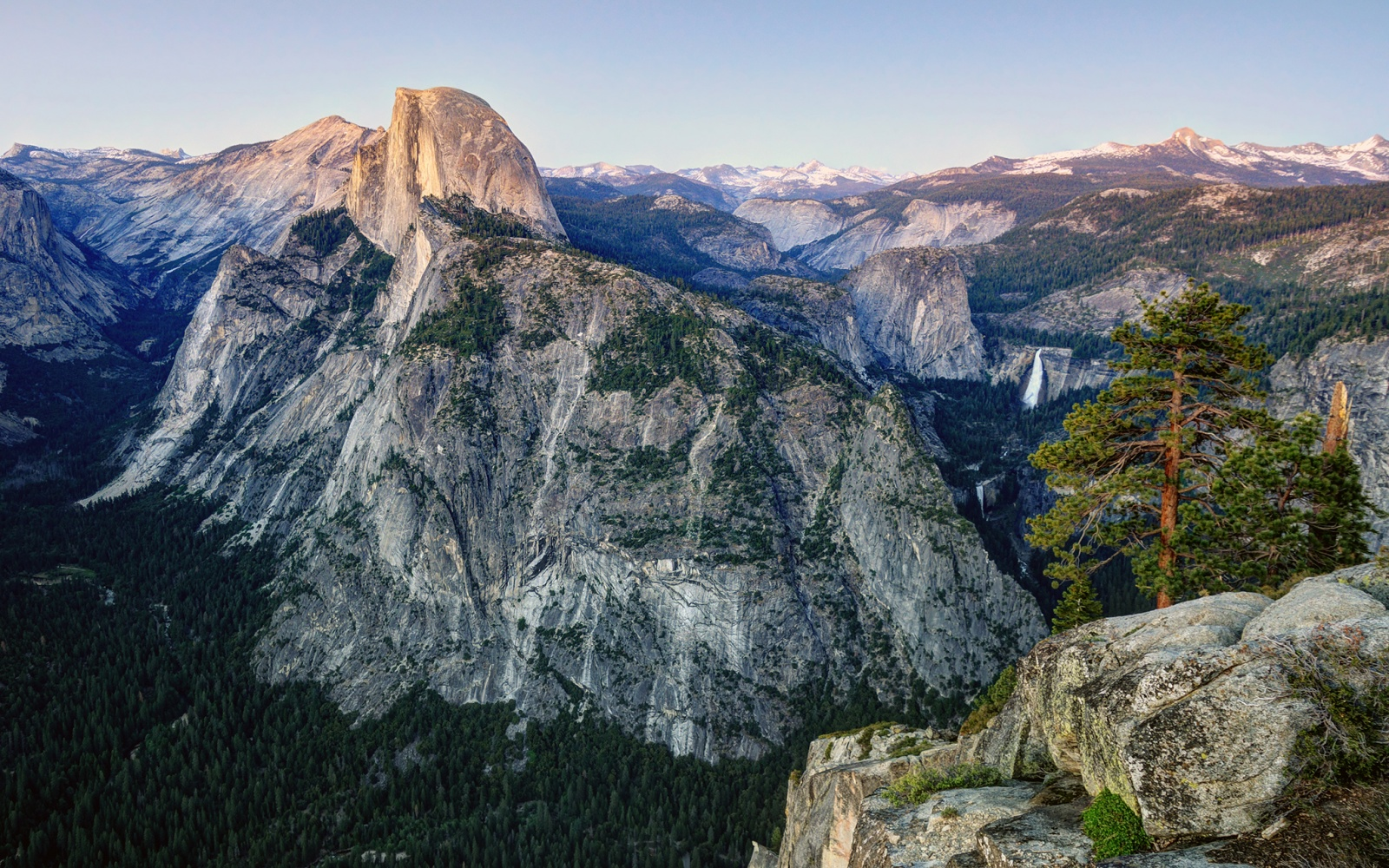 Glacier Point, Yosemite, CA