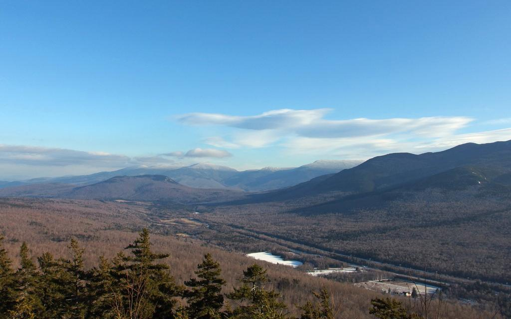 Lookout Ledge, NH