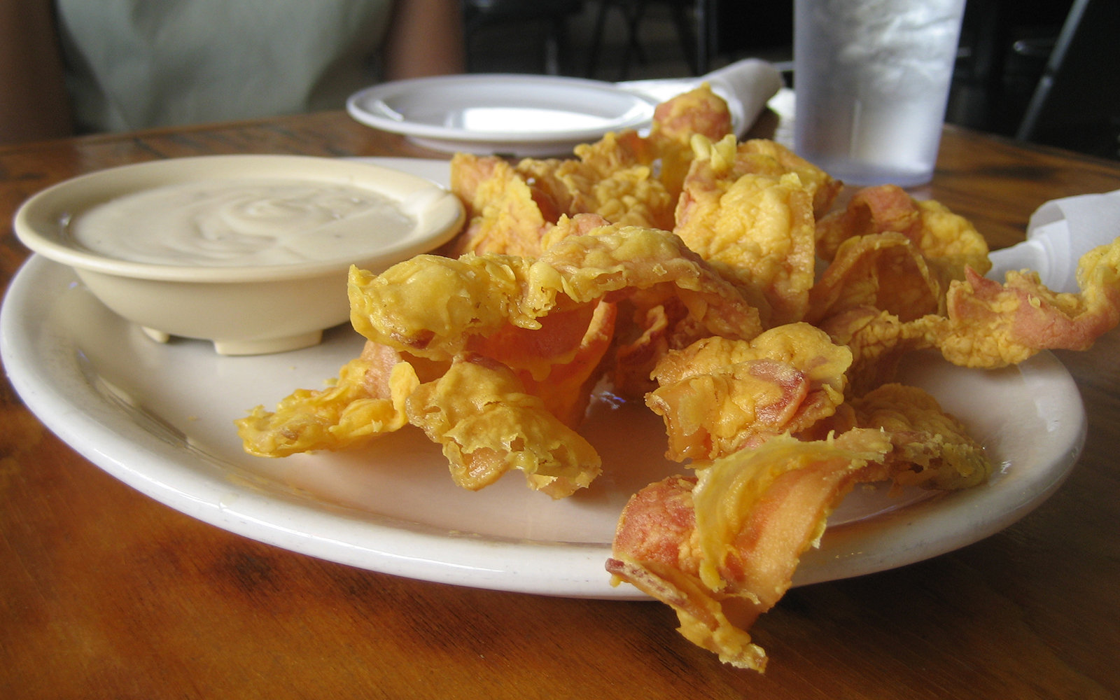 Chicken-Fried Bacon: Sodolak's Original Country Inn, Snook, TX