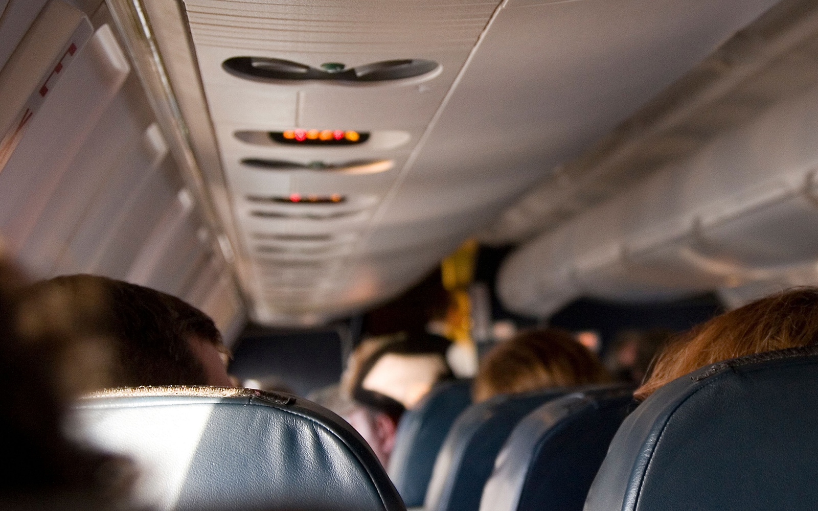 Why Do Airplanes Dim Lights on Takeoff?