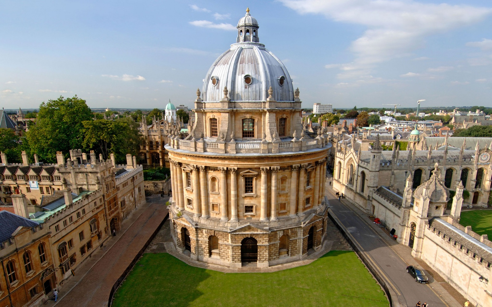 Bodleian Library, Oxford University, England