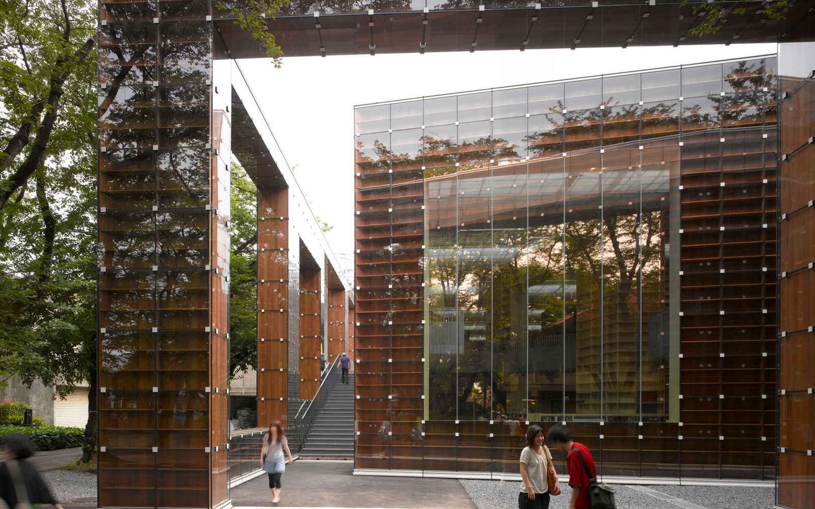 Musashino Art University Museum and Library, Tokyo