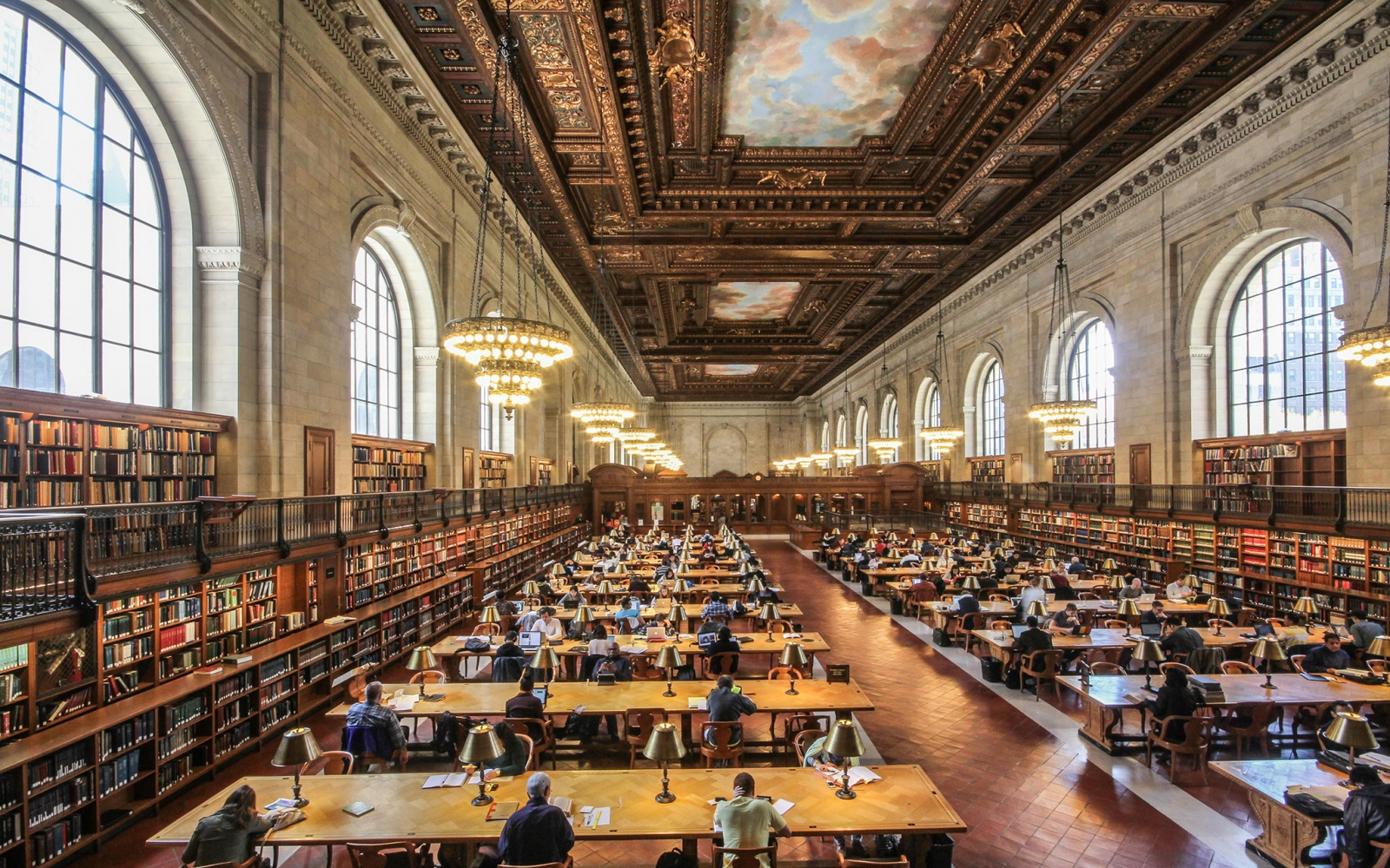 New York Public Library (Stephen A. Schwarzman Building)