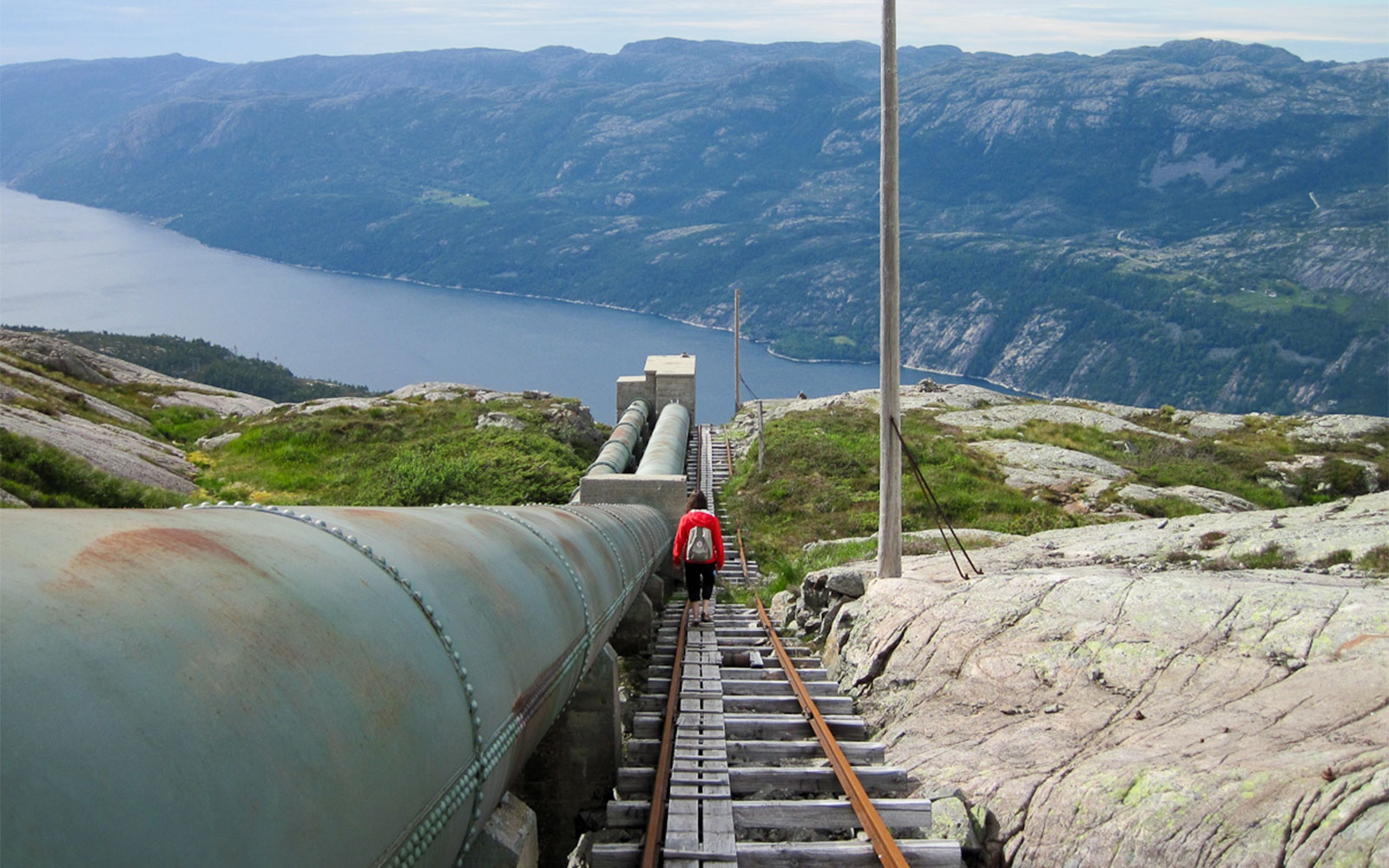 Flørli Stairs, Norway