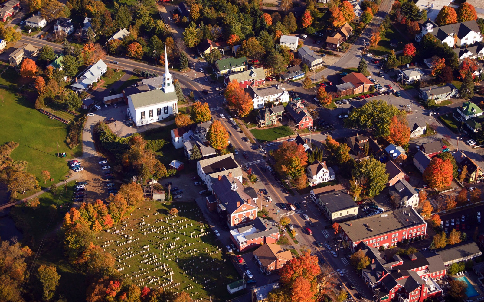 america u0027s best towns for fall colors travel leisure
