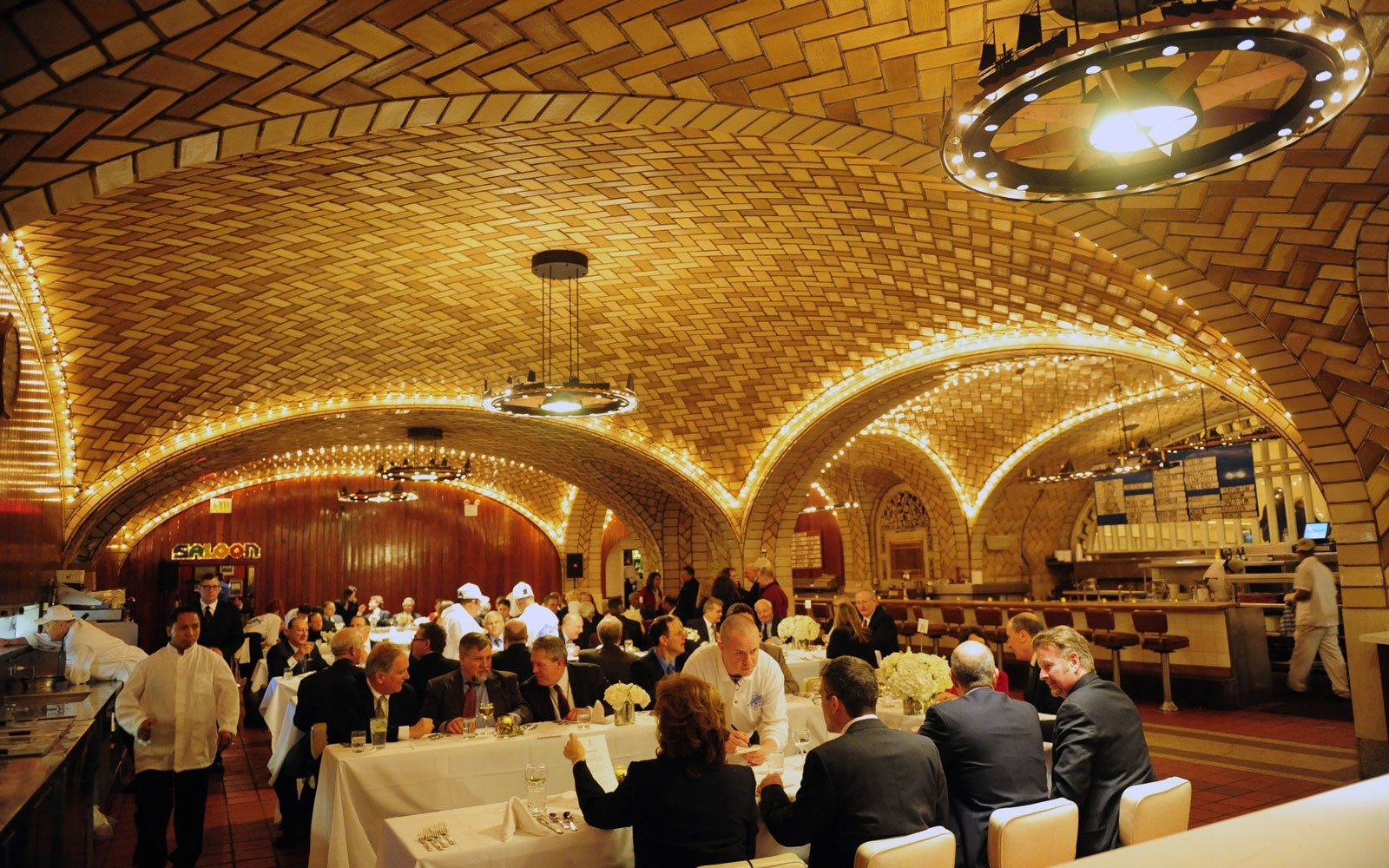 Grand Central Oyster Bar, New York City