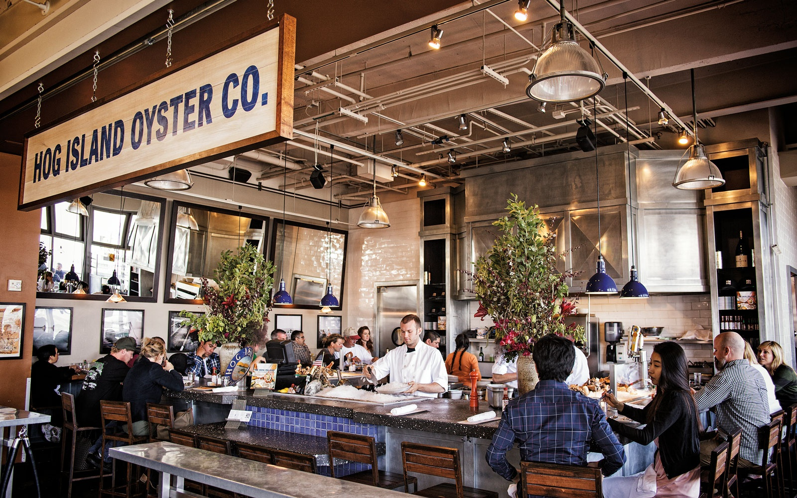 Best Oyster Bars in America | Travel + Leisure