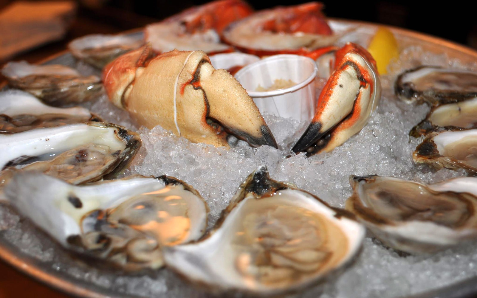Thames Street Oyster House, Baltimore
