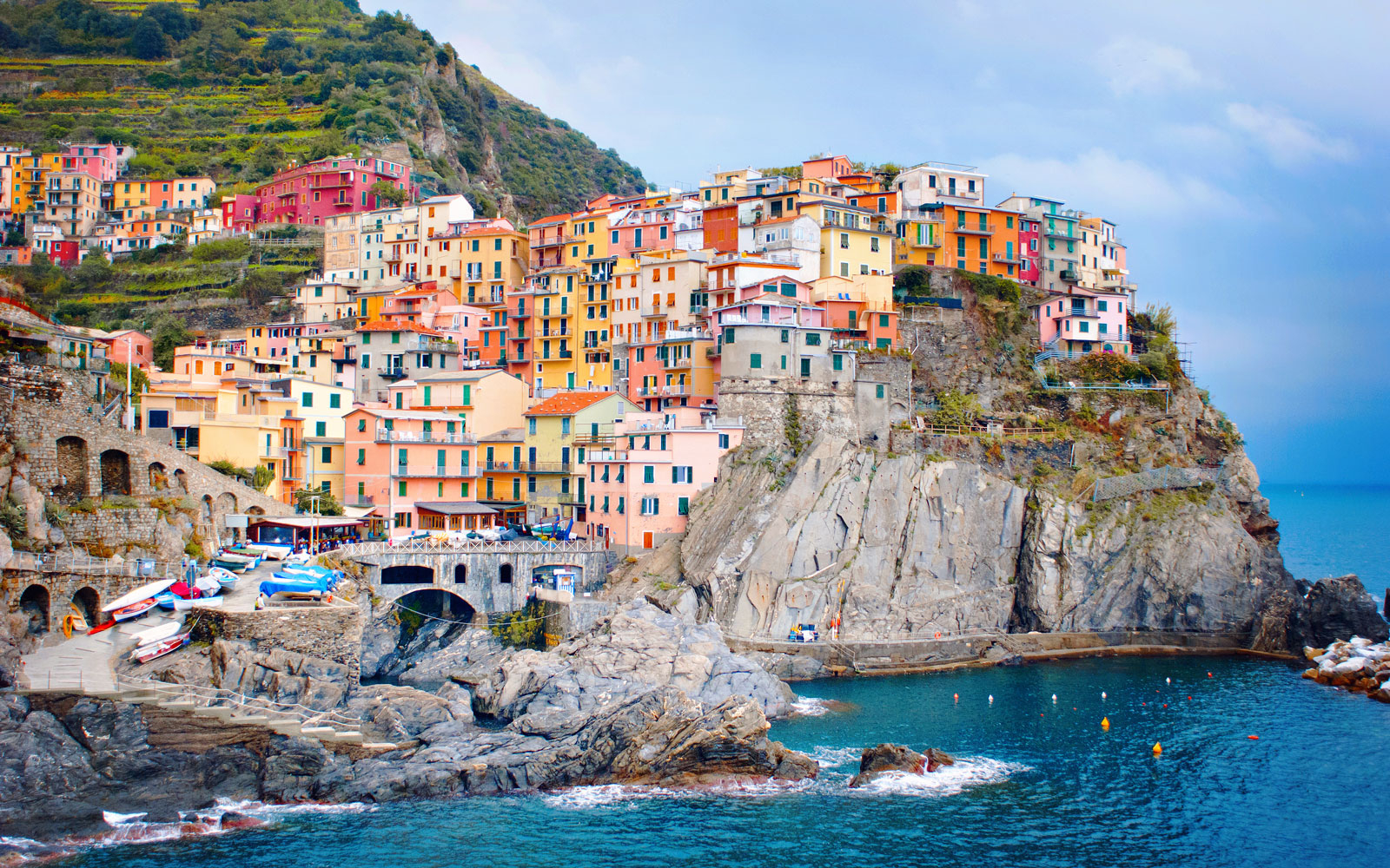 The Most Beautiful Coastal Towns | Travel + Leisure
