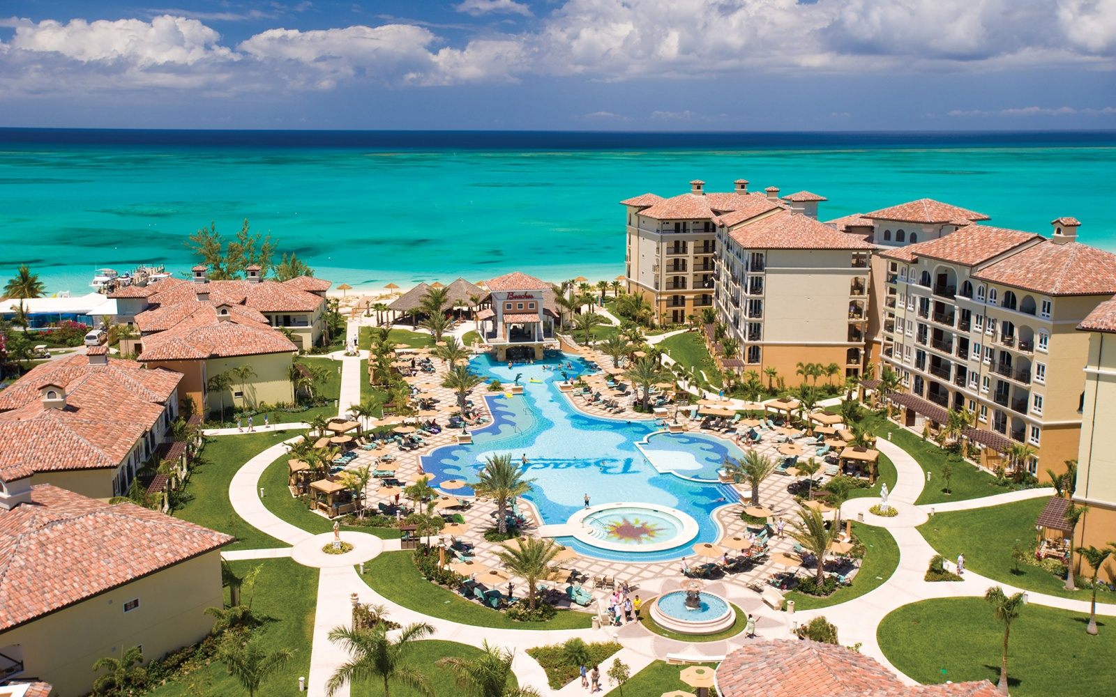 No. 2 Beaches Turks & Caicos Resort Villages & Spa