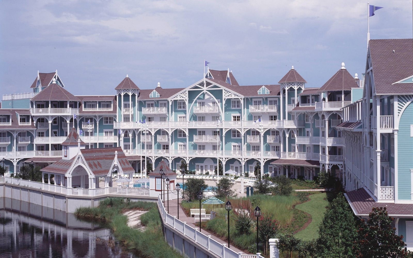 No. 8 Disney's Beach Club Resort, Lake Buena Vista, FL