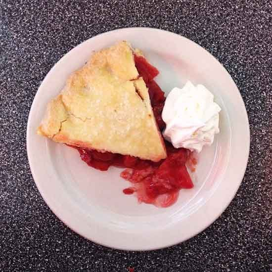 Is the Twin Peaks Cherry Pie Really That Good?