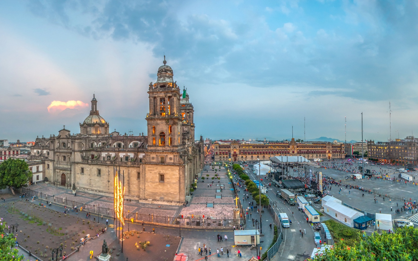 The world s most visited tourist attractions travel for Travel to mexico city