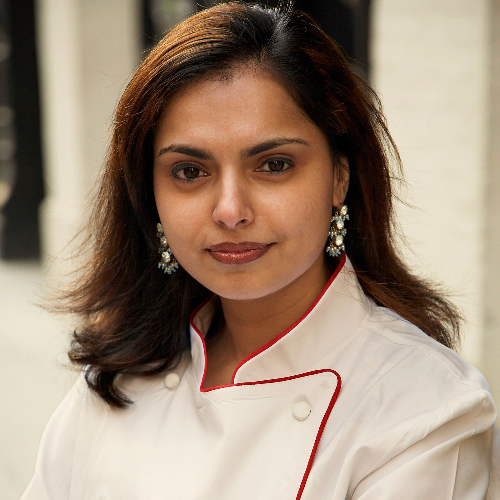 Q+A With Food Network Star Maneet Chauhan