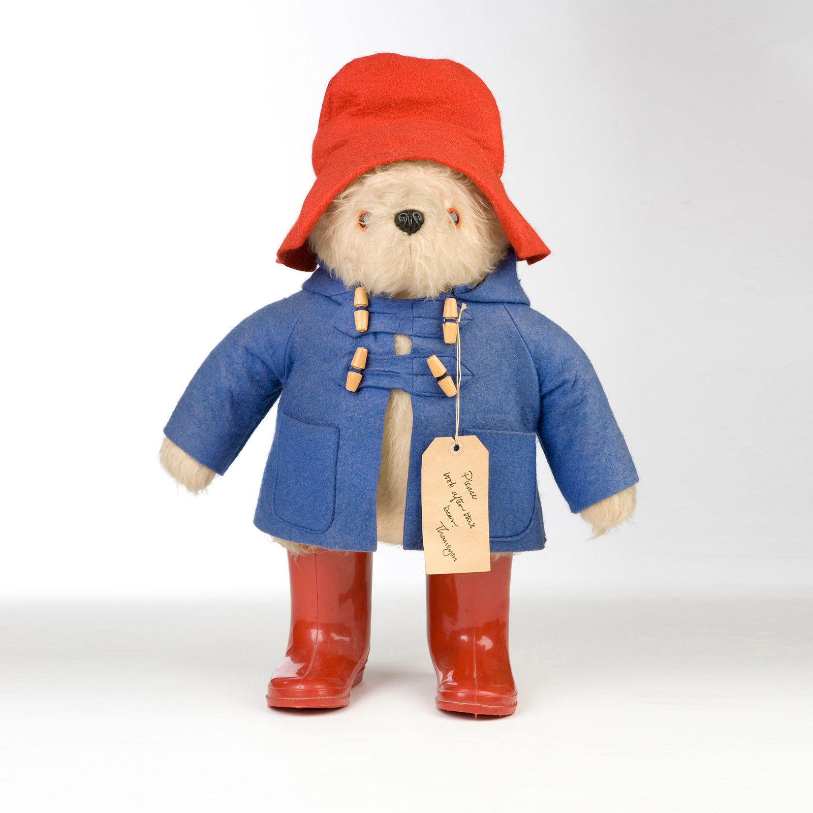 Paddington Trail Arrives in London
