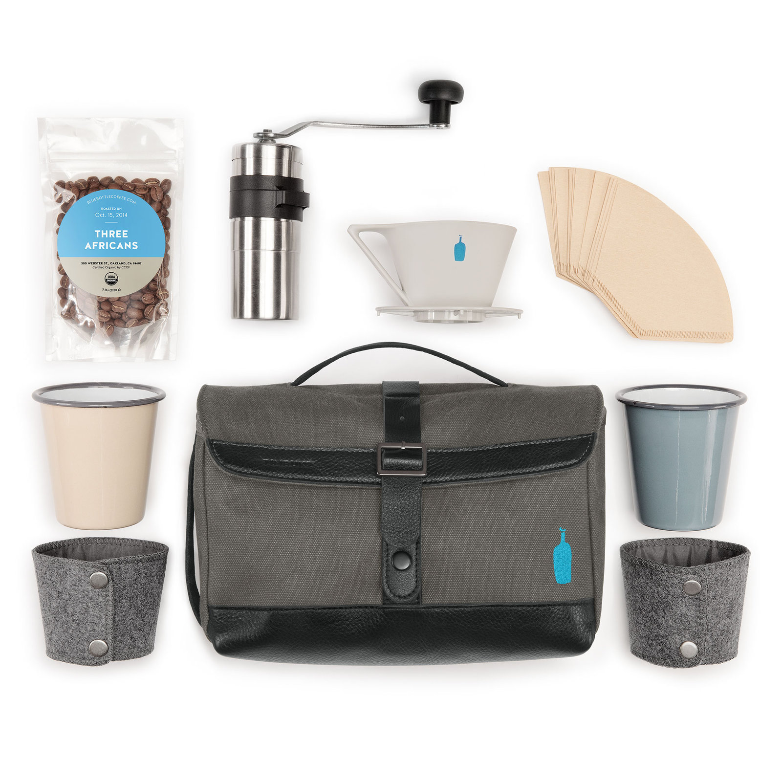 Timbuk2 and Blue Bottle Travel Kit Post