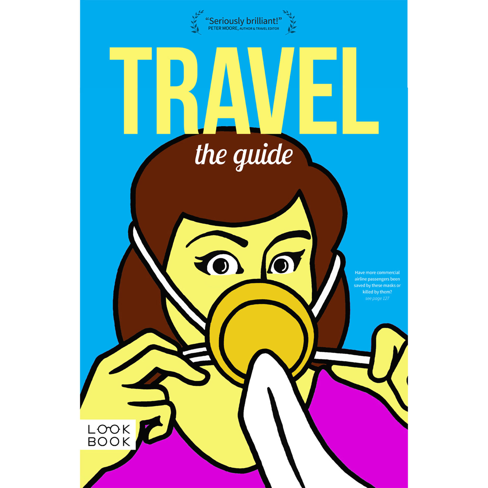 Travel - The Guide, cover