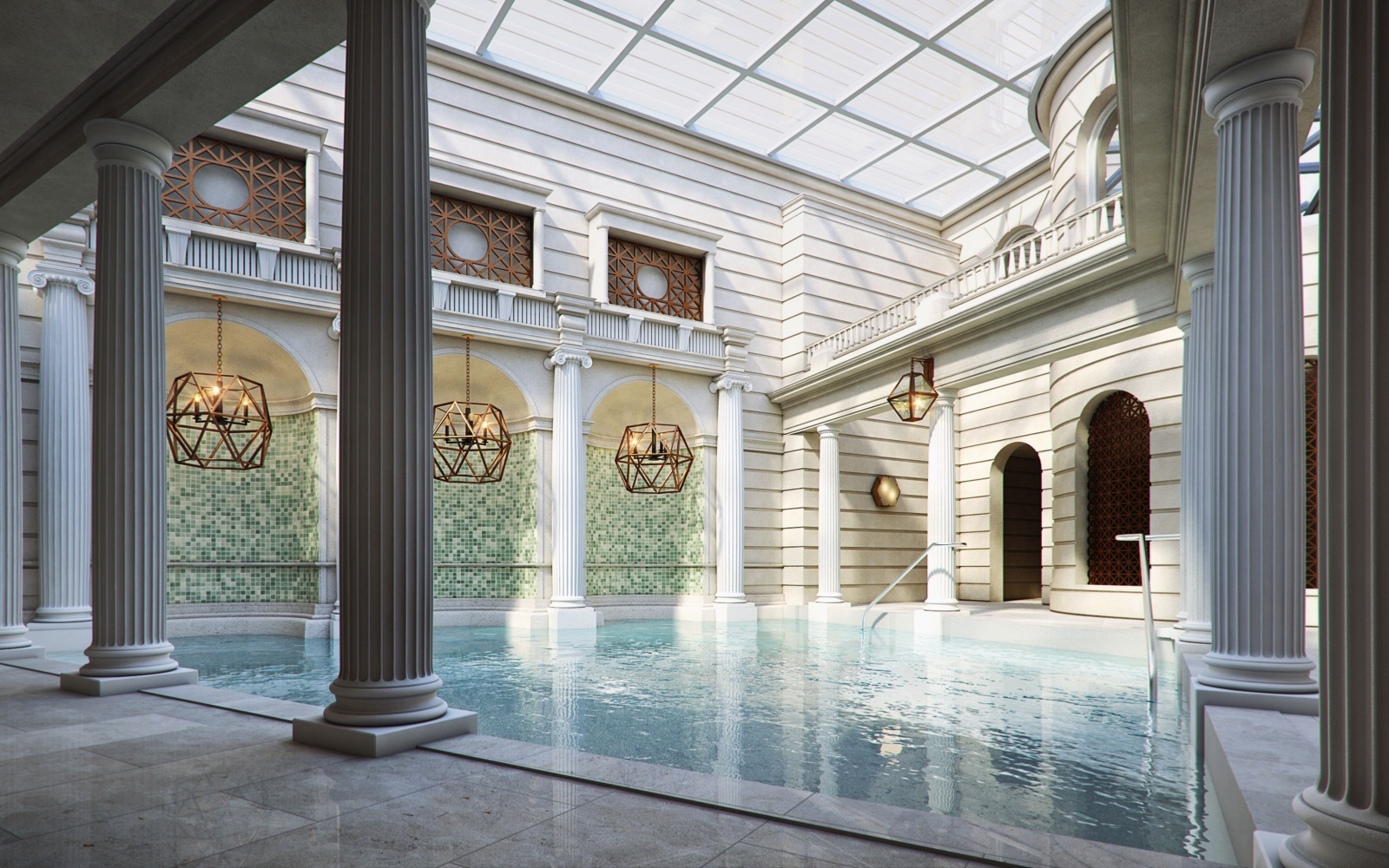 The Gainsborough Spa in Bath, England