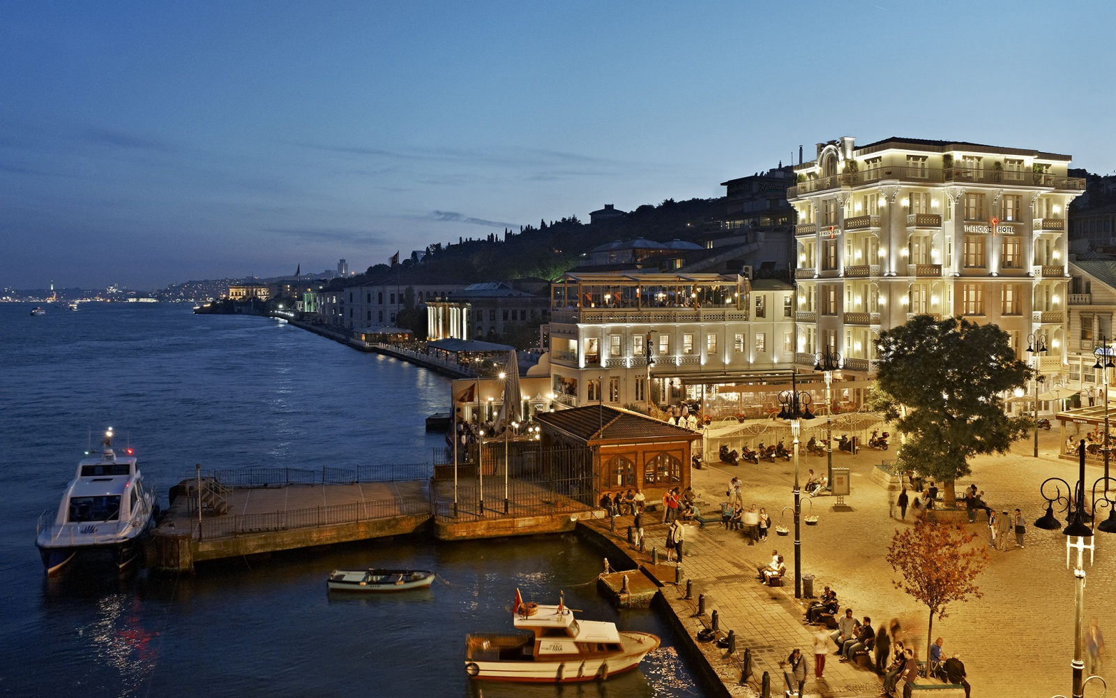 Best places to travel in 2015 travel leisure for Amida house istanbul