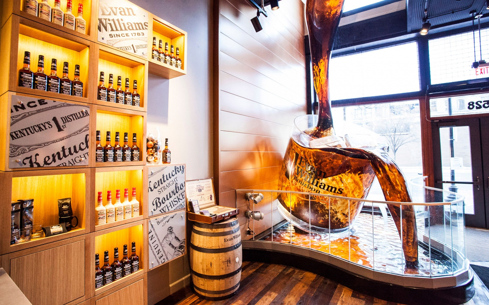 Evan Williams Store in Louisville, KY