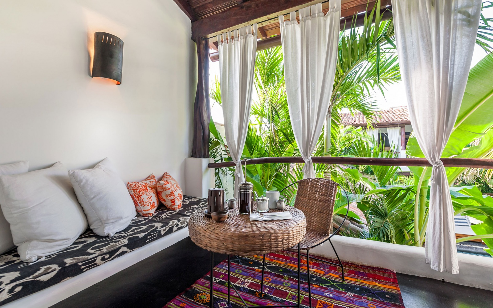 The Tribal Hotel in Nicaragua
