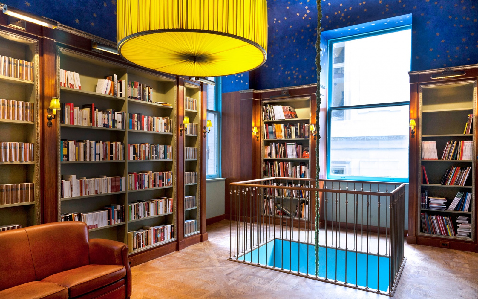 Albertine Bookstore, New York City