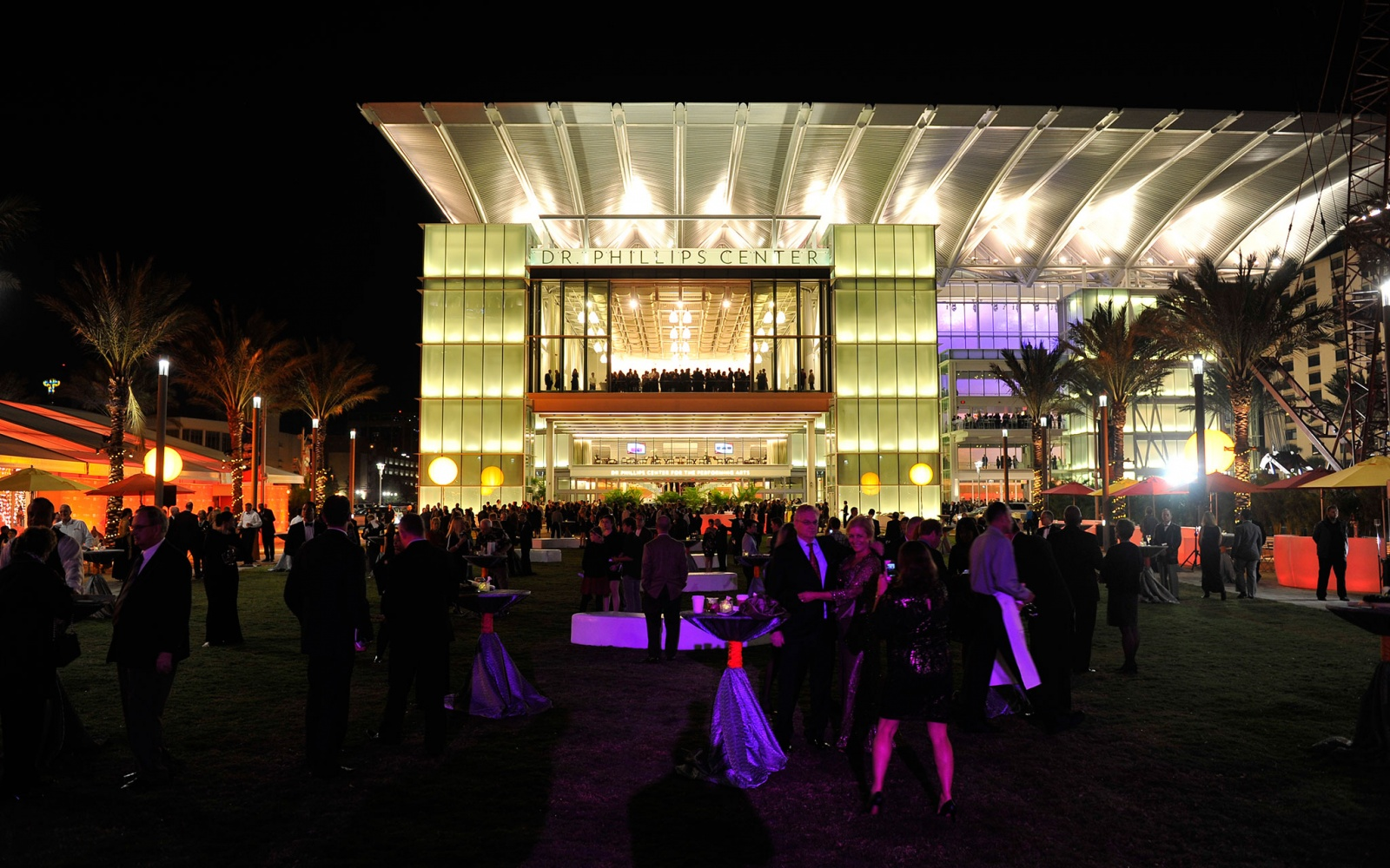 Dr. Phillips Center for the Performing Arts, Orlando
