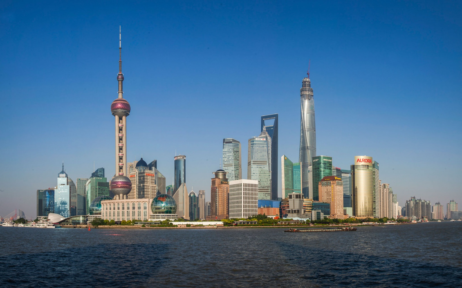 Shanghai Tower