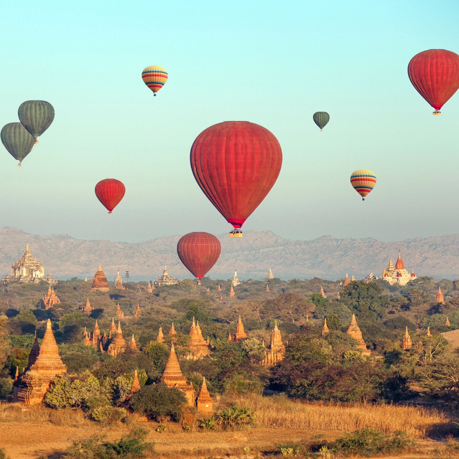 TLPicks Travel, Hot Air Balloons