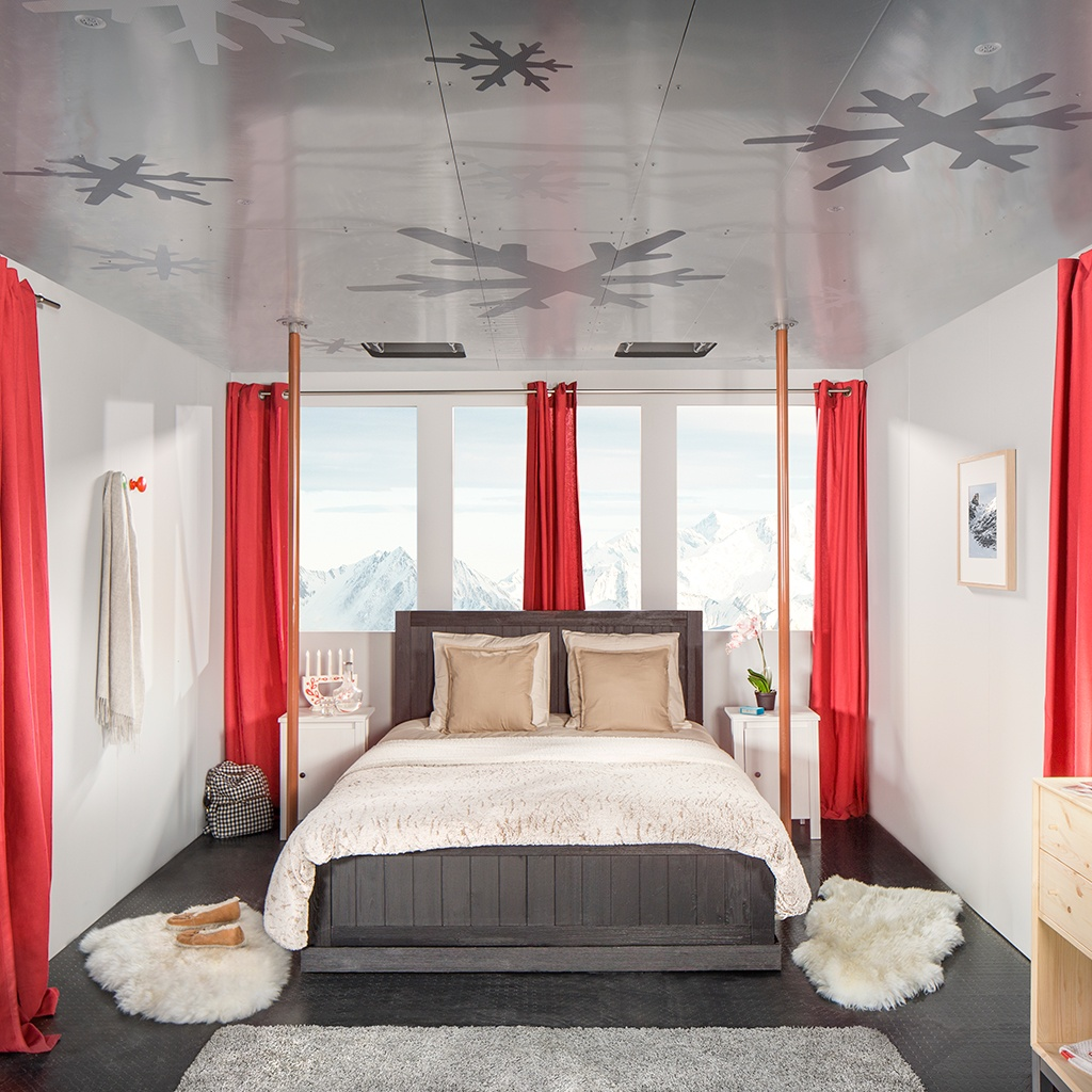 Airbnb Unveils Courchevel's Coolest New Accommodation