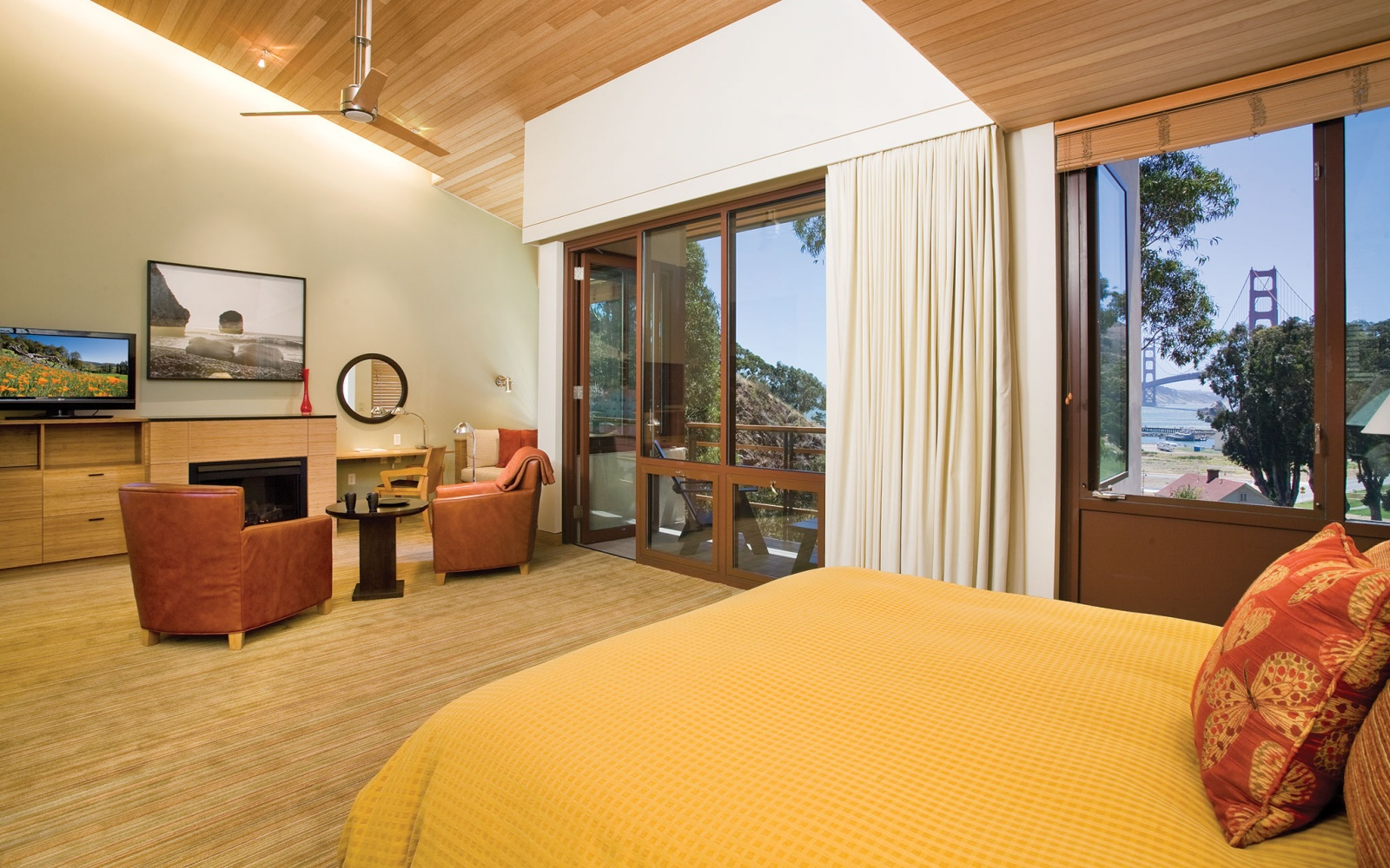 No. 15 Cavallo Point – The Lodge at the Golden Gate, Sausalito, CA