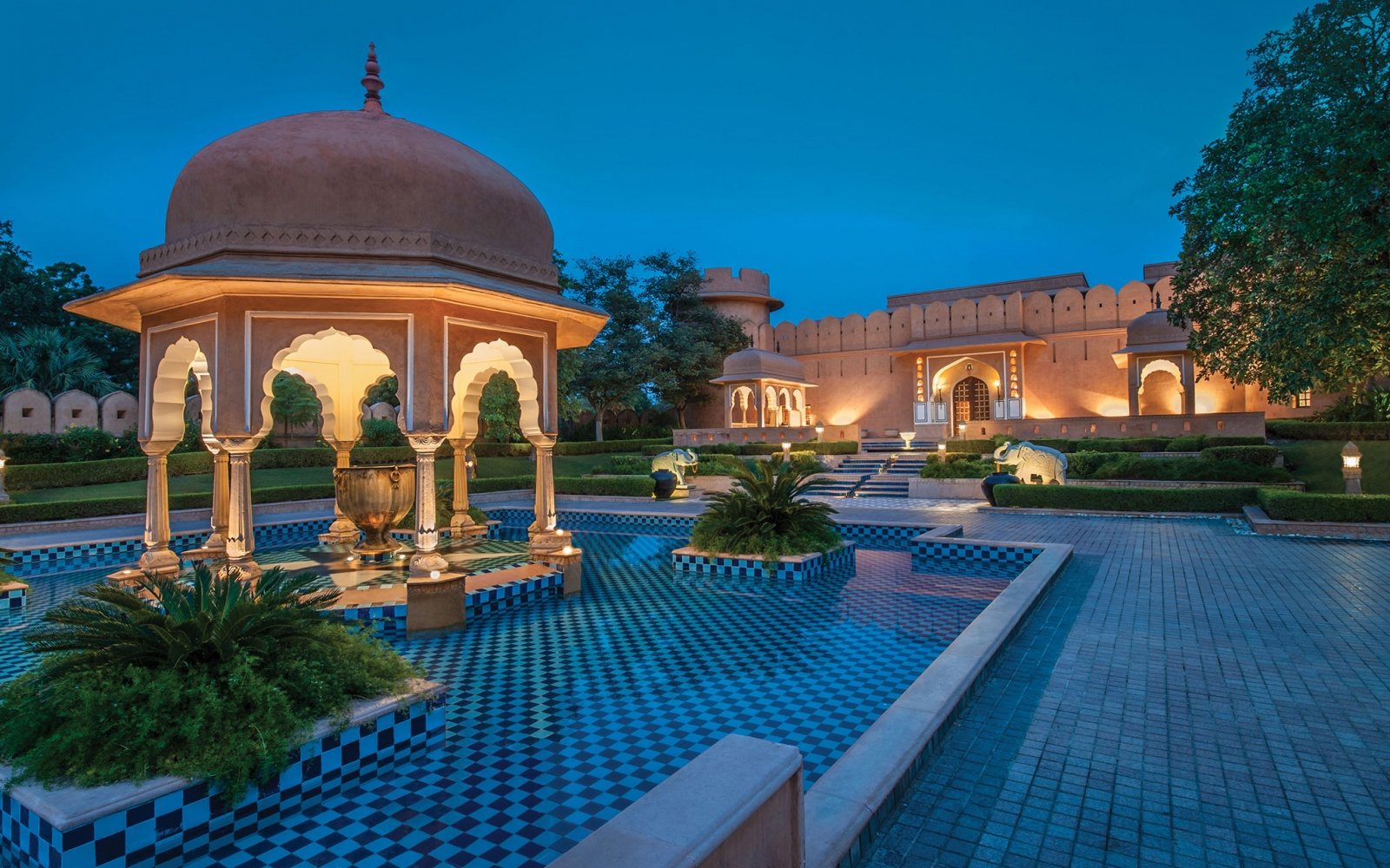No. 18 The Oberoi Rajvilas, Jaipur, India