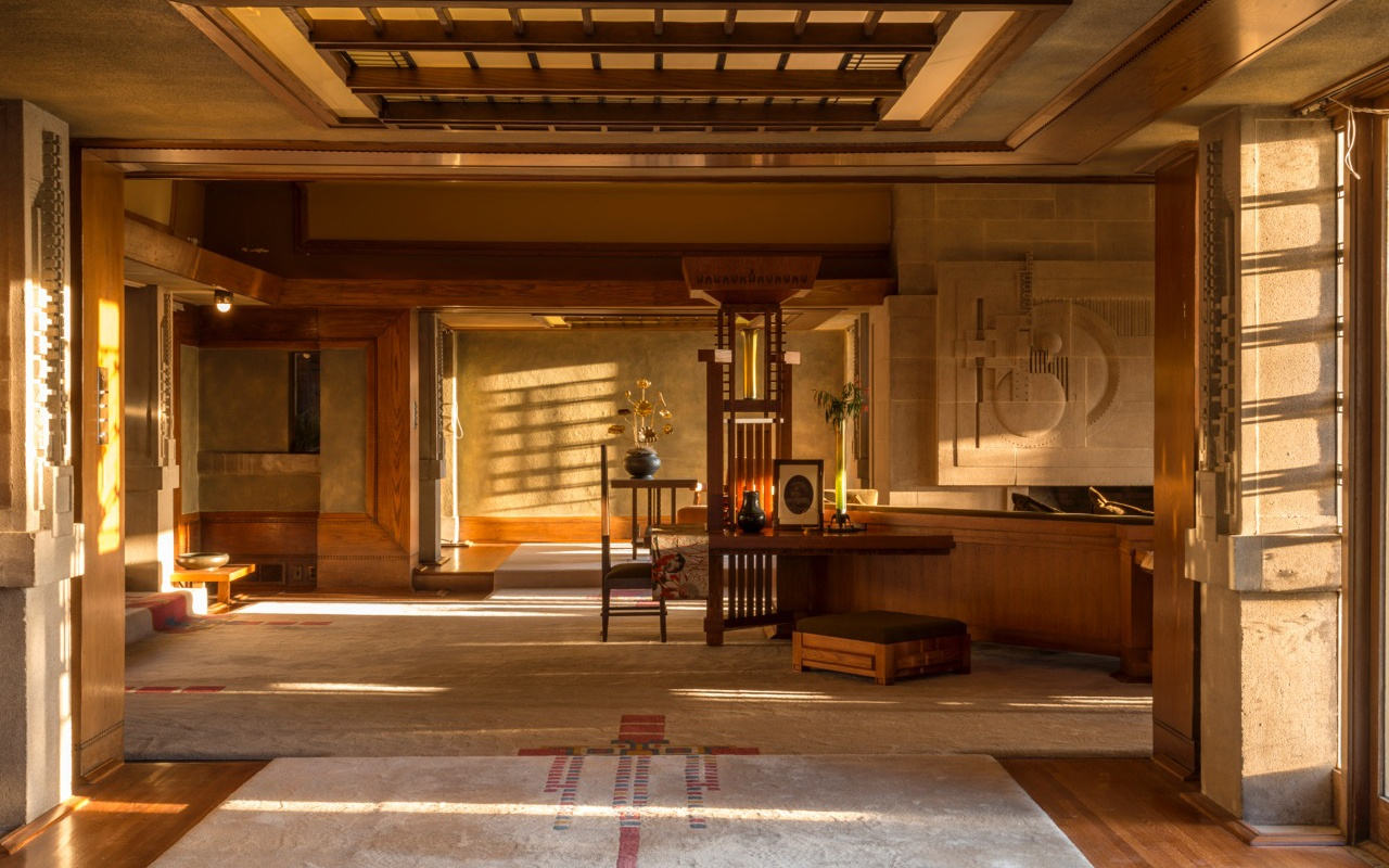Rejoice Frank Lloyd Wright S Hollyhock House Is Open At