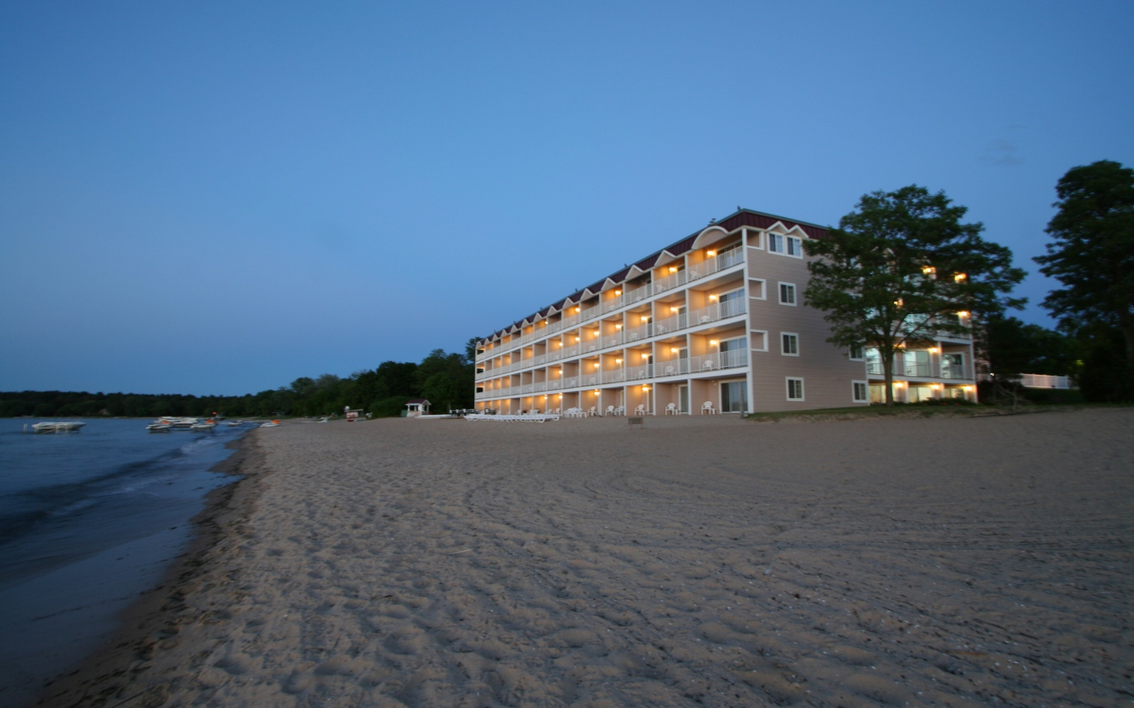 Bayshore Resort, Traverse City, MI