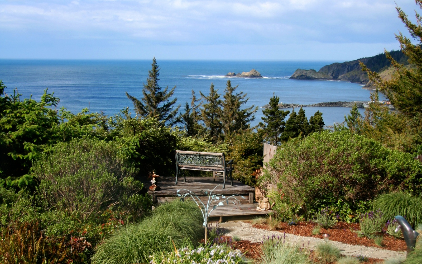 WildSpring, Port Orford, OR