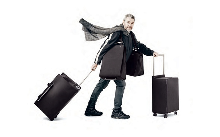 Did Philippe Starck Just Design the Sexiest, Most Functional Carry-On Around?