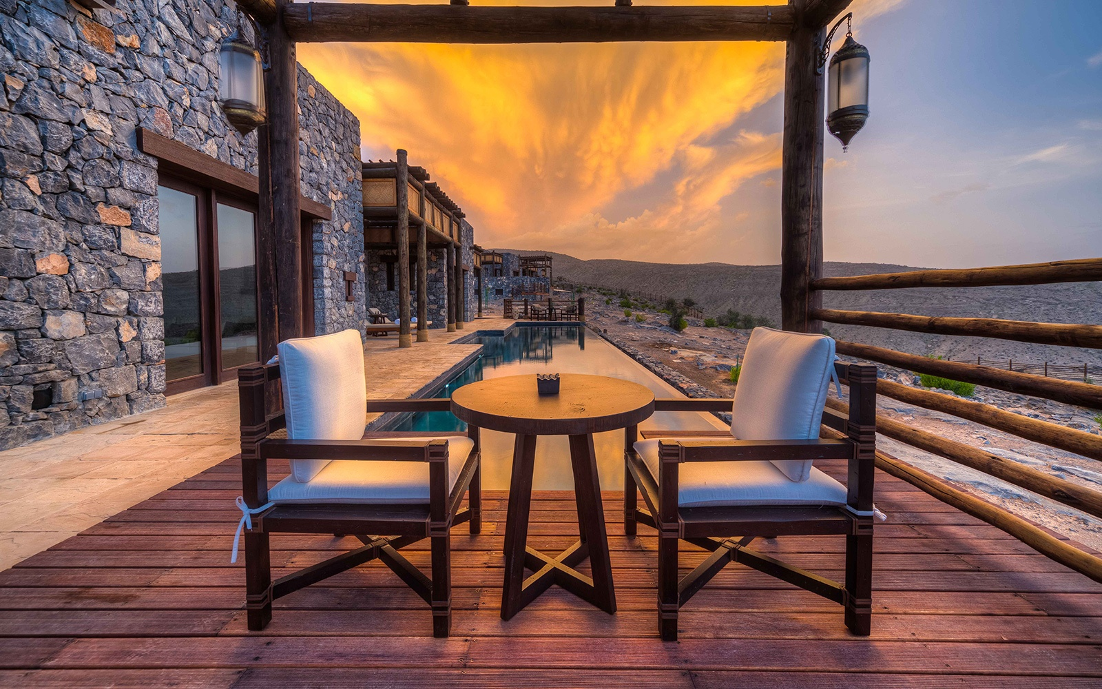 Far-Flung Fantasy: Alila Jabal Akhdar, Oman