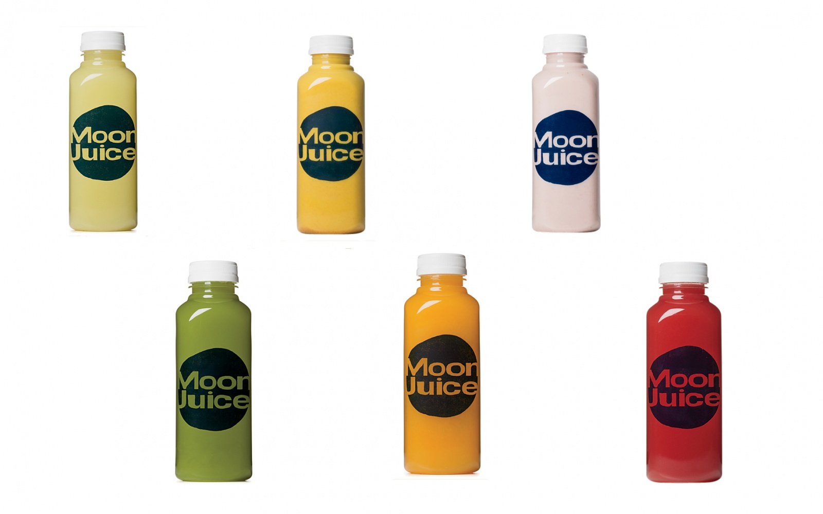 Moon Juice bottles