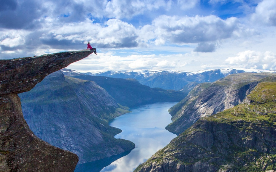 Have an Epic Digital Detox in Norway