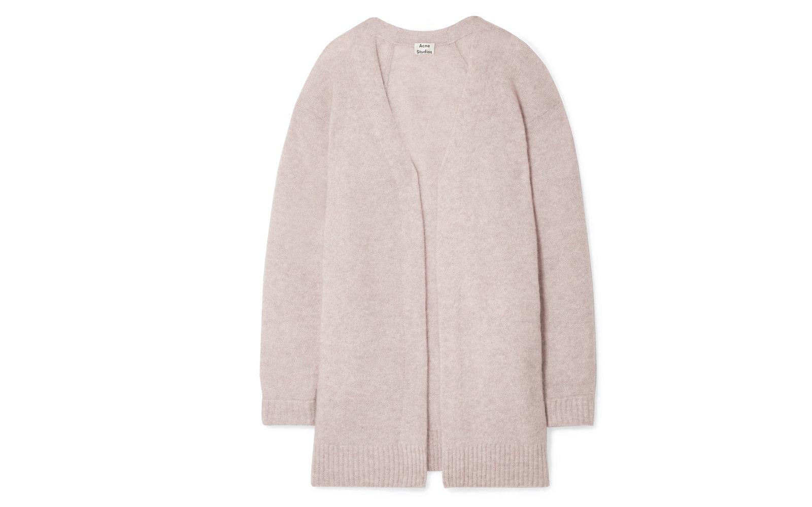 Travel Sweater Airplane Cardigan Fashion Acne Studios