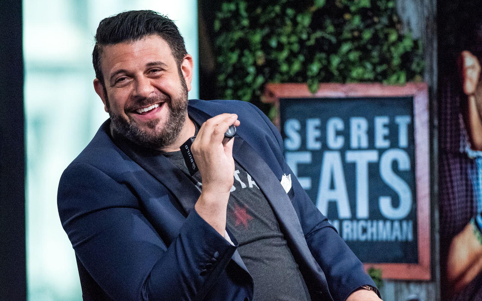 Adam Richman Dishes On His New Show Travel Leisure