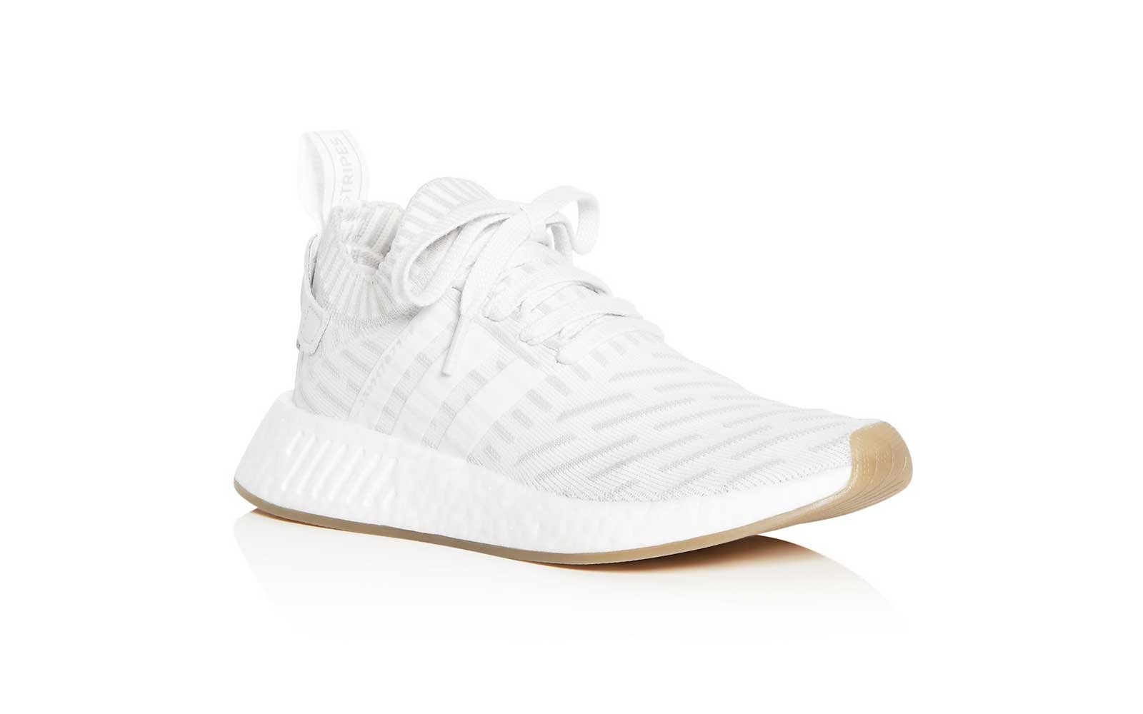 70d5ab512 For the Street Smart  Adidas NMD R2 Knit Lace Up Sneakers. The Best Comfy  and Cute Sneakers